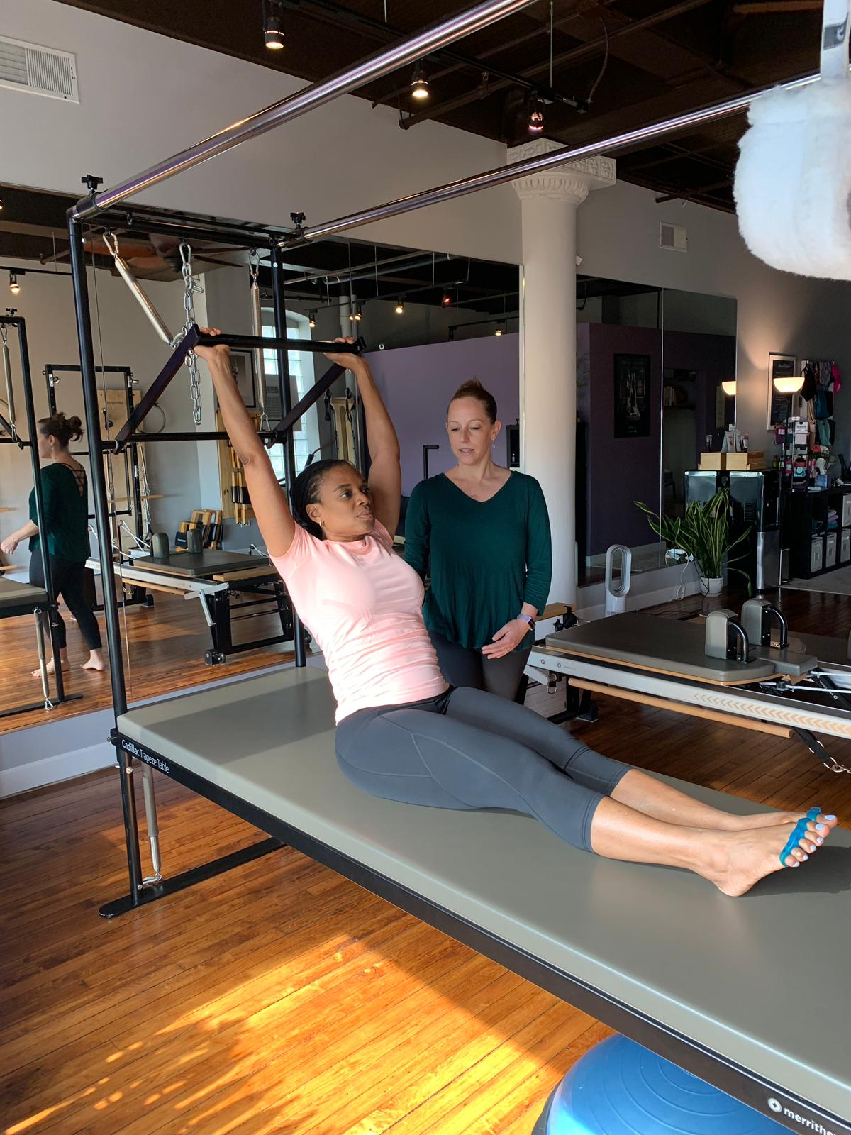 Roots of Integrity – Holistic Fitness and Wellness™ Pilates Equipment Chicago
